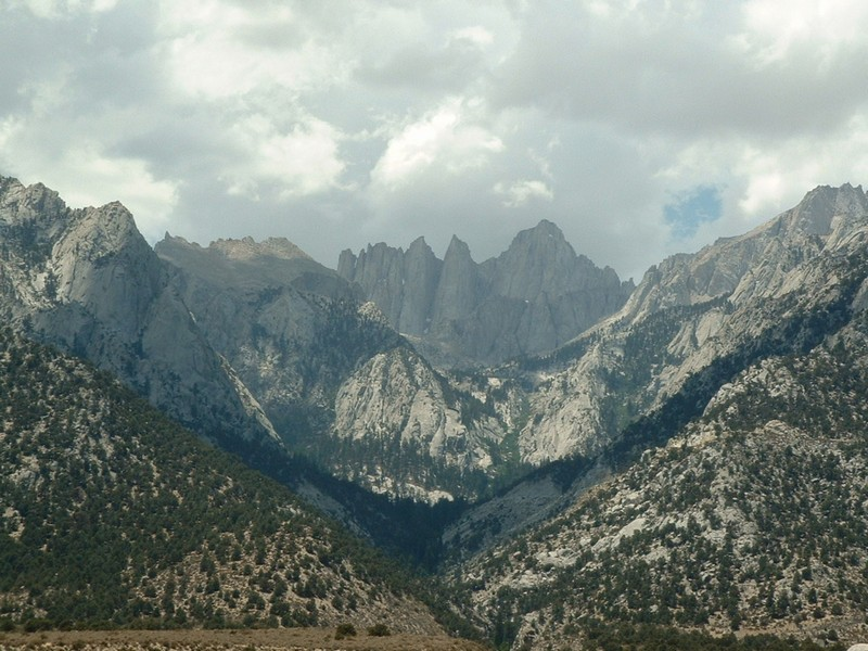 Day Trip From To Mount Whitney