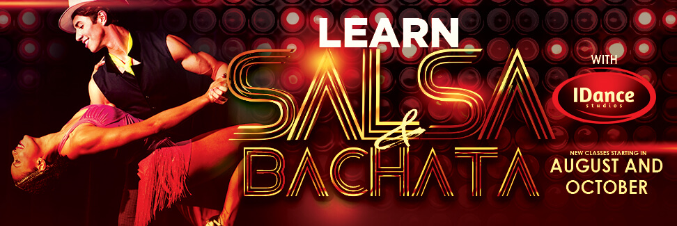 Learn Salsa & Bachata Stockholm