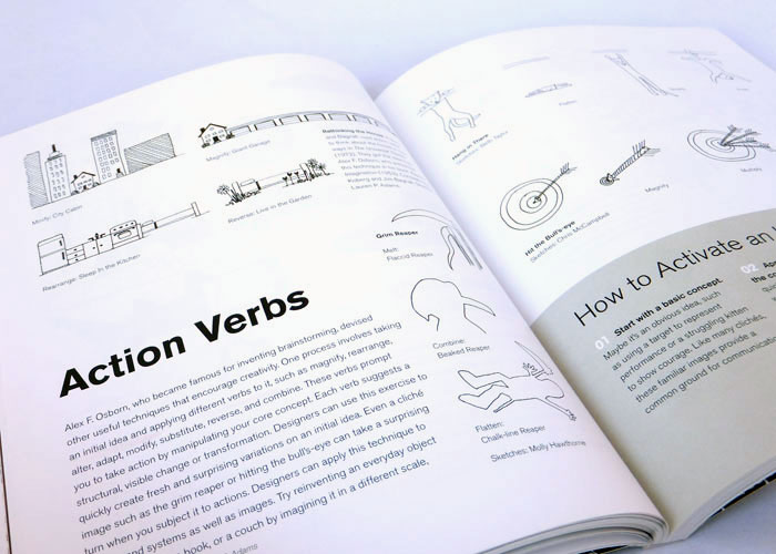 graphic-design-thinking-action-verbs1jpg (700×500) Flyers - action verbs