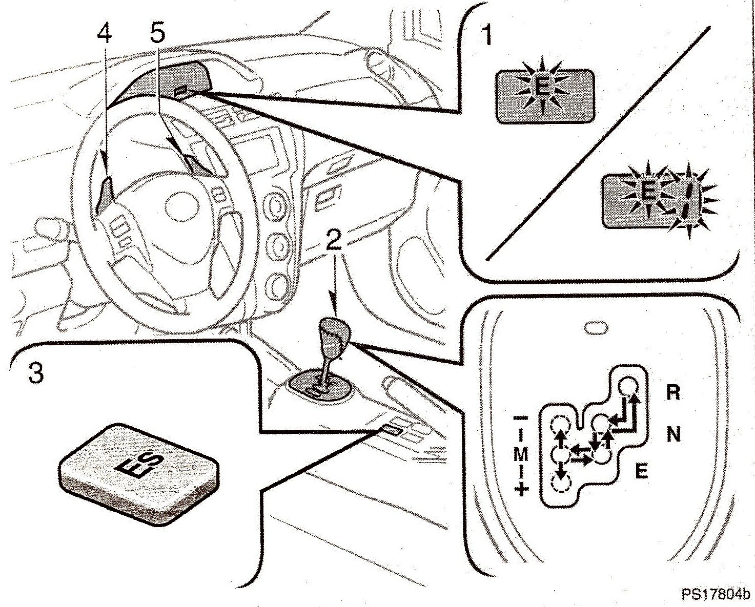 toyota schema moteur electrique pour