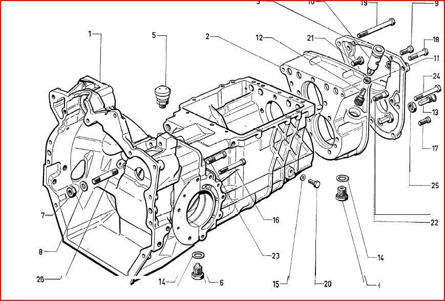 ds schema moteur mecanisme