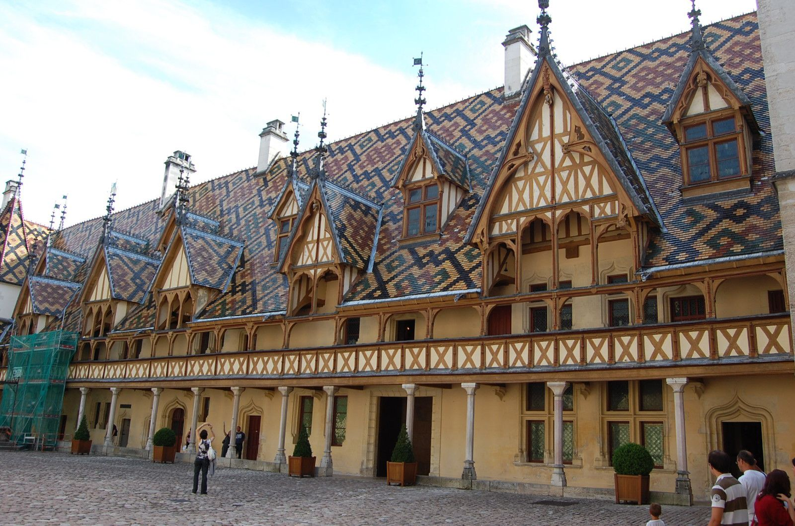 Dijon Barcelone Beaune France Picture Citiestips