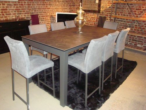 Table Ceramique Rallonge Album - Tables Ceramique Extensible - Exodia Home Design