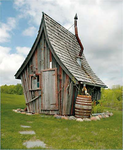 cabane cabane alice Pinterest Tree houses, Playhouses and House