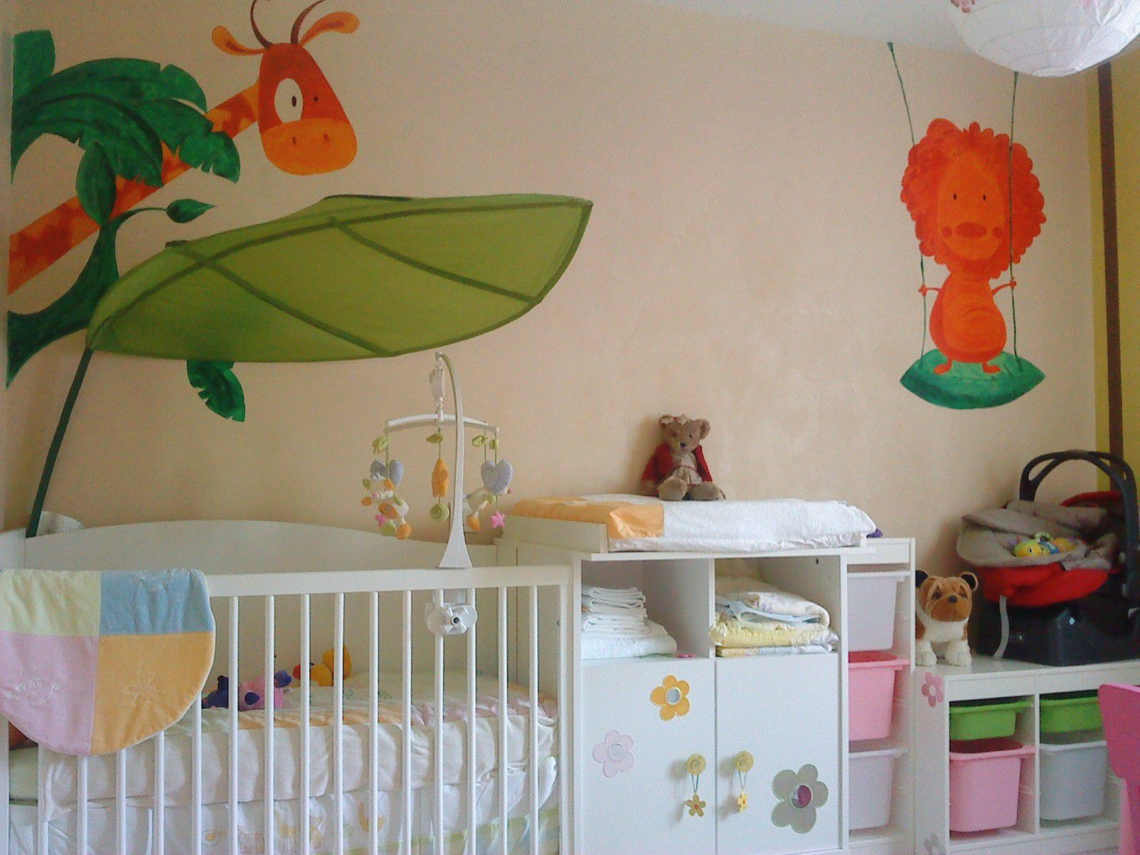 Fresque Chambre Bébé Fresque Chambre Fille Fabulous Sabine Design Decorations