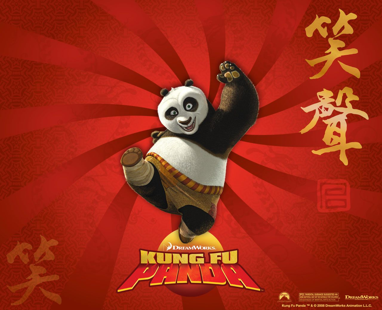 3 Girls Wallpaper Kung Fu Panda Le Blog De Eddy