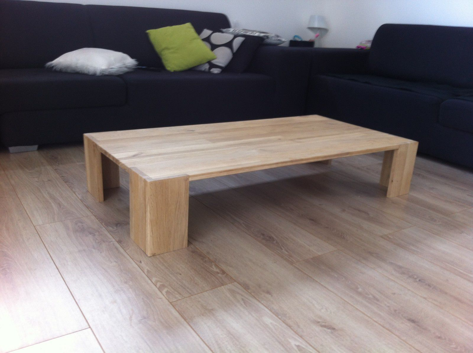 Table Salon Chene Massif Table Basse En Chene Massif Trendy Acheter Votre Table