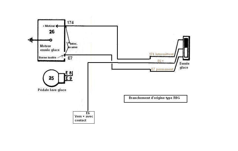 alpine schema moteur electrique bateau