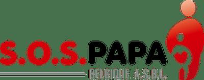 logo sospapaBelgique