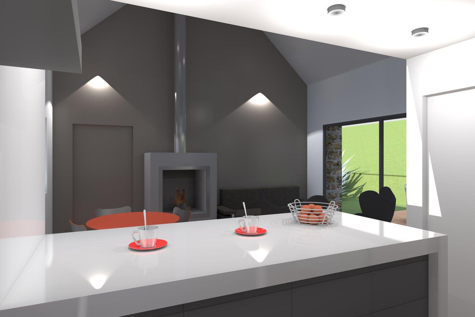 Decoration Interieur Longere | Interieur Longere