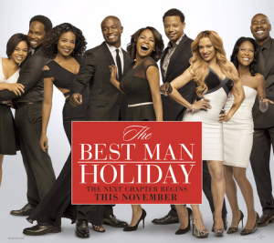 The Reelationship guide shares 7 relationship lessons learned from The Best Man HOliday film. www.iDateDaily.com.