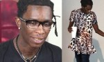 Rapper Young Thug watches gay porn www.iDateDaily.com