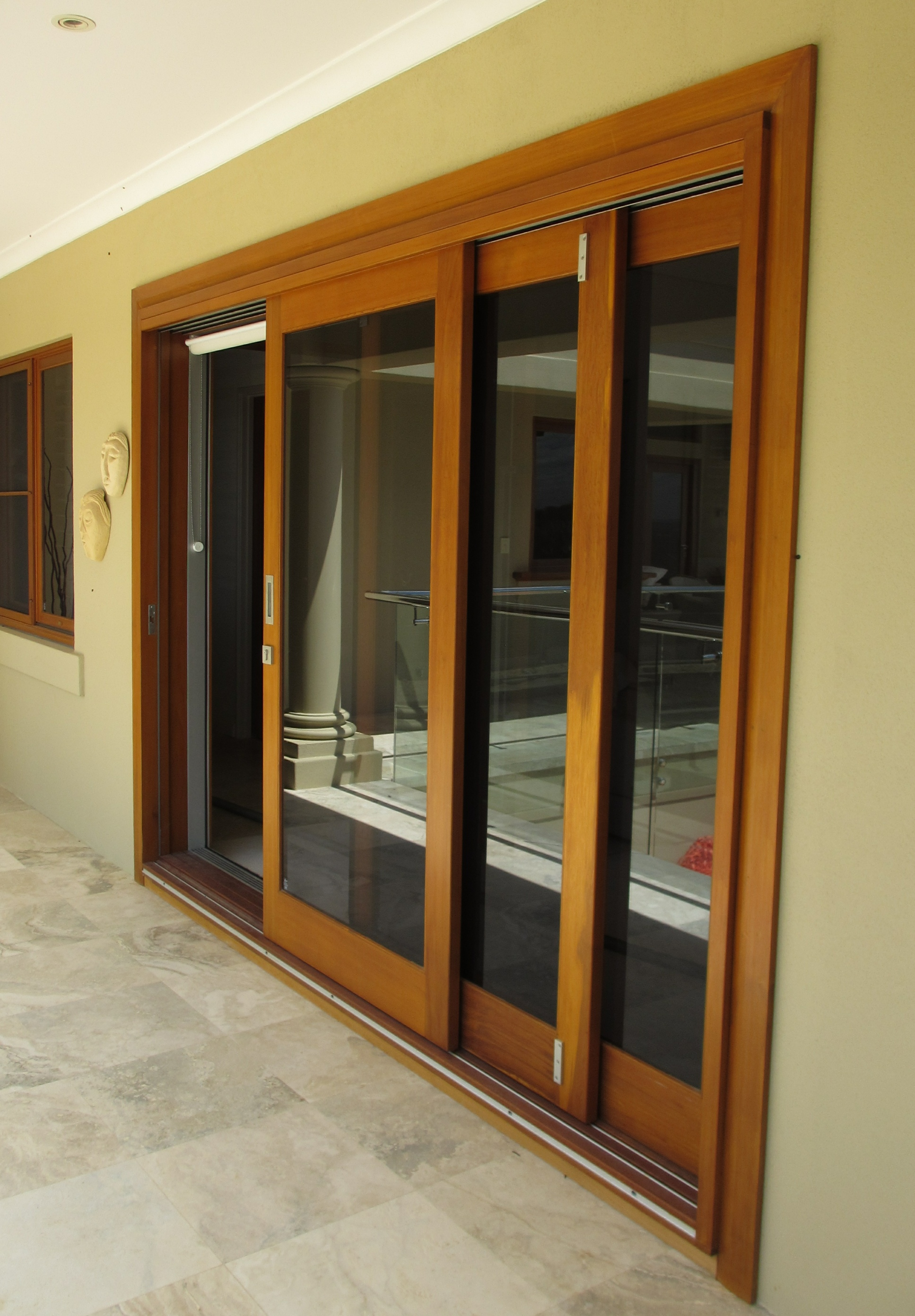 Timber Glass Doors Timber Doors With Glass Panels Glass Door Ideas