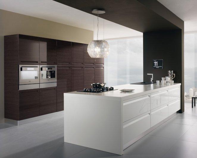 Cucina Mobili Italiana | Colombo Design Specchio A Filo Lucido Con ...