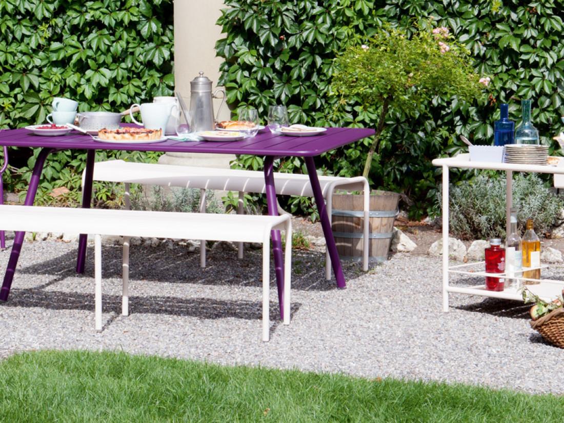 Table De Jardin Colorée | Table De Jardin Colorée Inspirant ...