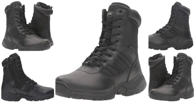 Black Panther Boots