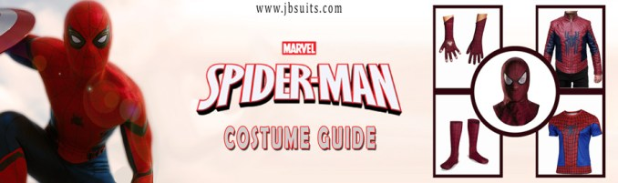 Spiderman Costume Guide