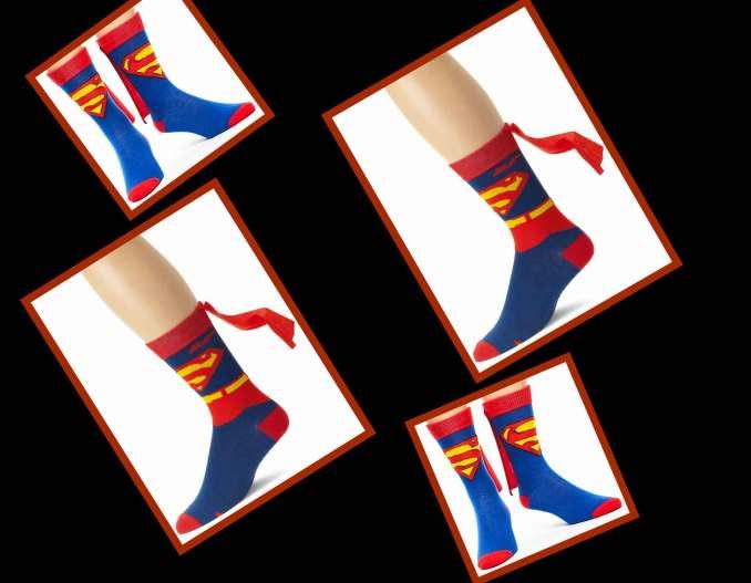 superman-socks