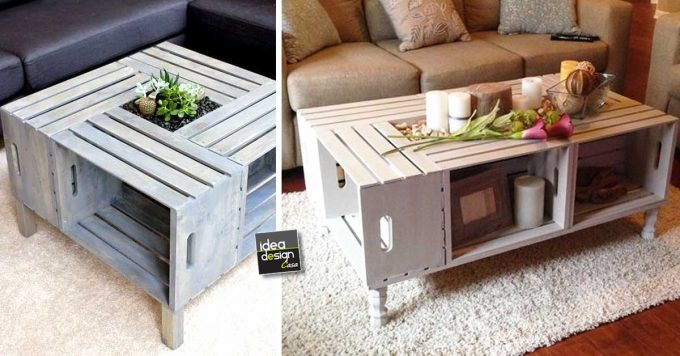 Mobile Soggiorno Pallet   Reel Dining Table / Table Touret • Recyclart