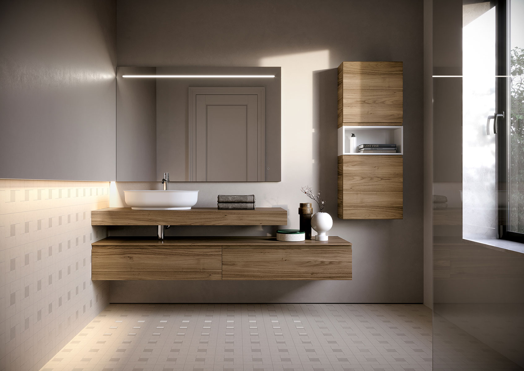 Bagno Design Idea | Mobili Bagno Outlet Online Affordable Great ...