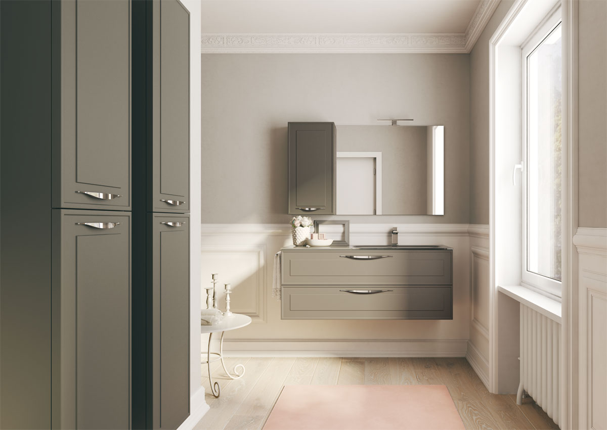 Blob Bagni Dressy Bathroom Furniture Ideagroup
