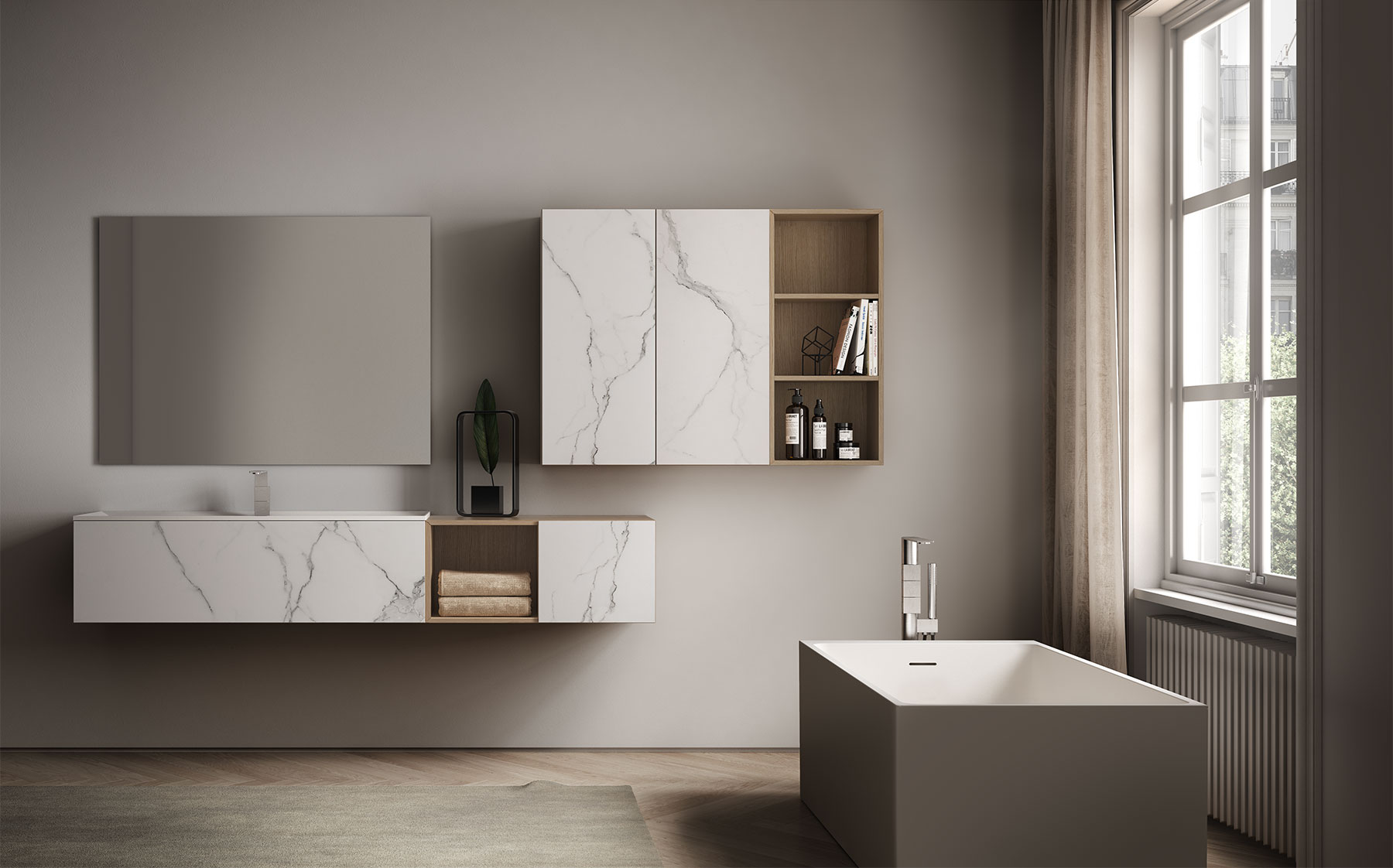 Accessori Bagno Open Dogma Modern Furniture For Luxury Bathrooms Ideagroup