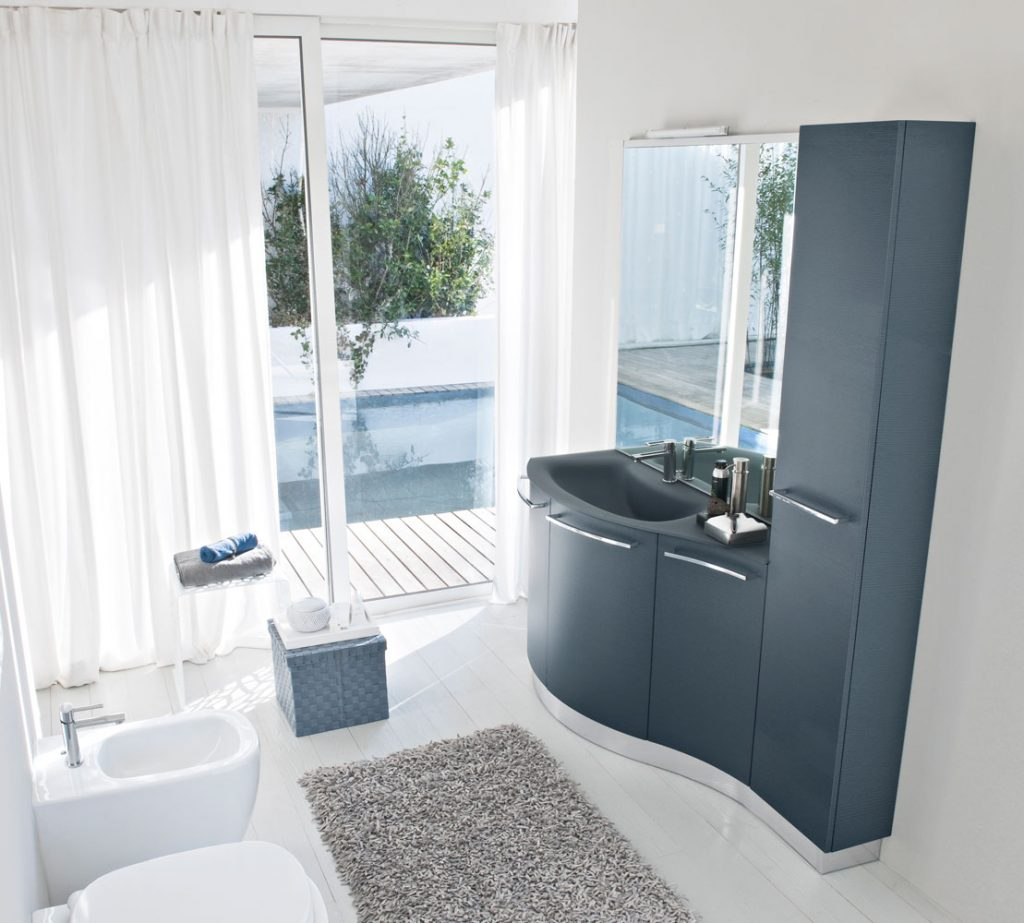 Fly Muebles My Fly Evo Muebles De Baño Moderno Ideagroup