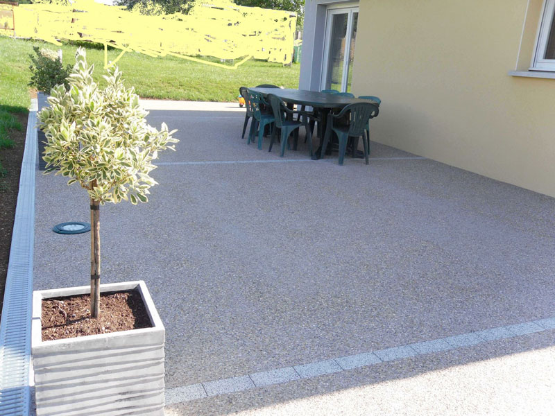 Terrasse Beton Temps Sechage Comment Faire Une Terrasse En Béton? - Ideal Decor