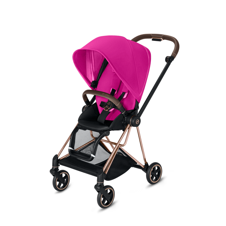 Cybex Umbrella Stroller Review Cybex Mios 2 Stroller Rose Gold Frame With Premium Fancy