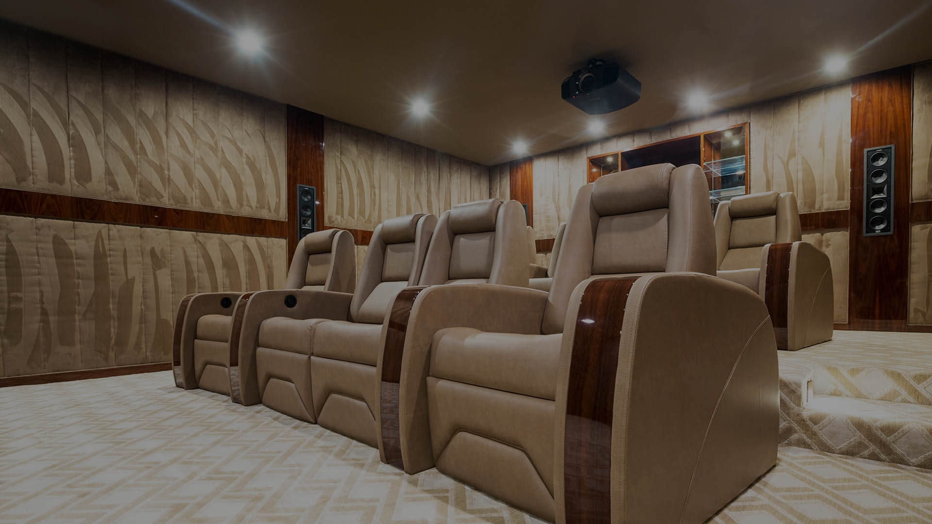 Ideal Home Theaters Design And Installation Company Of New Jersey