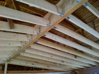 vaulted ceiling insulation how do i insulate a cathedral ...