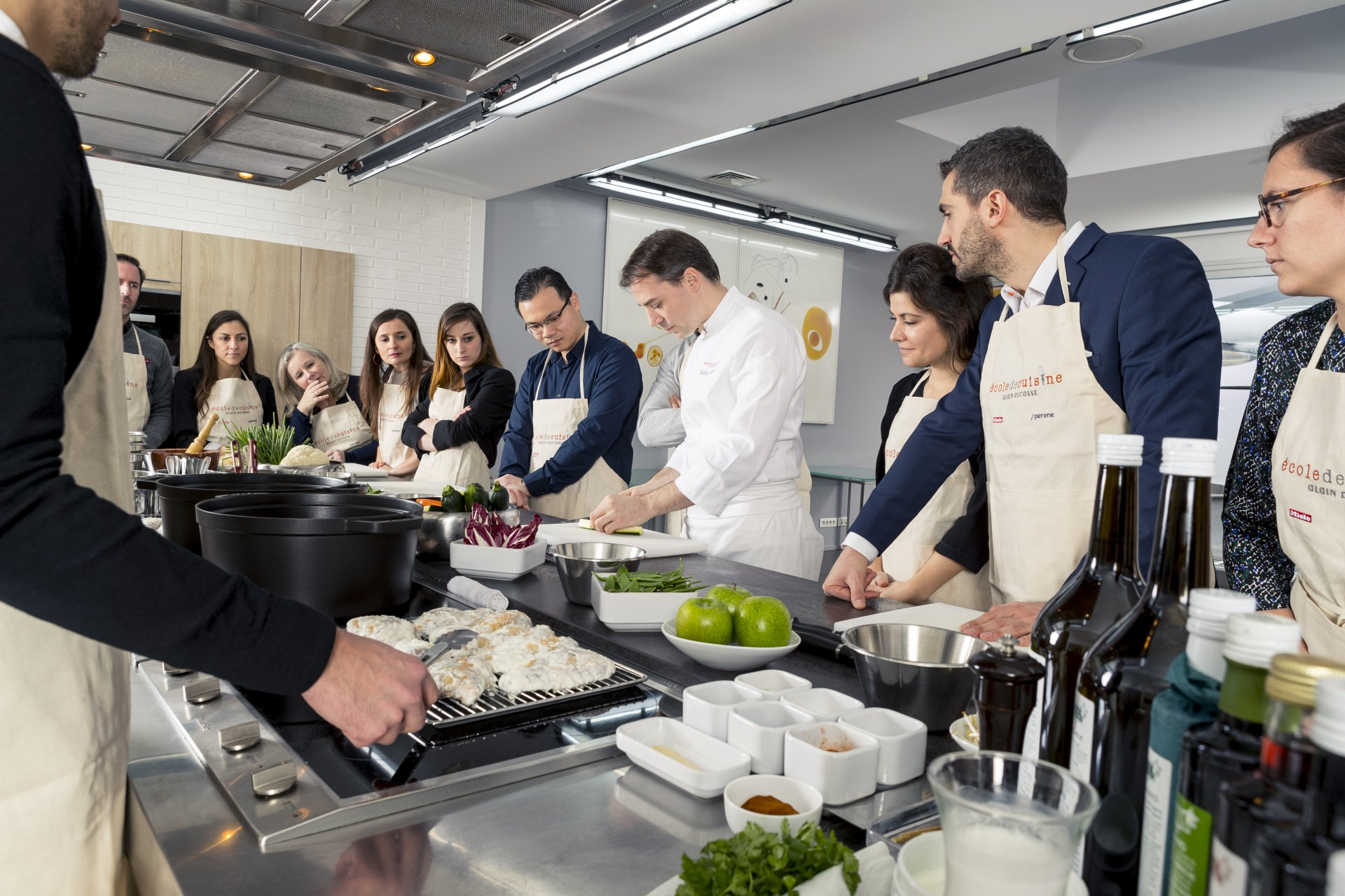Cours Cuisine Ducasse Produit Ideal Meetings And Events