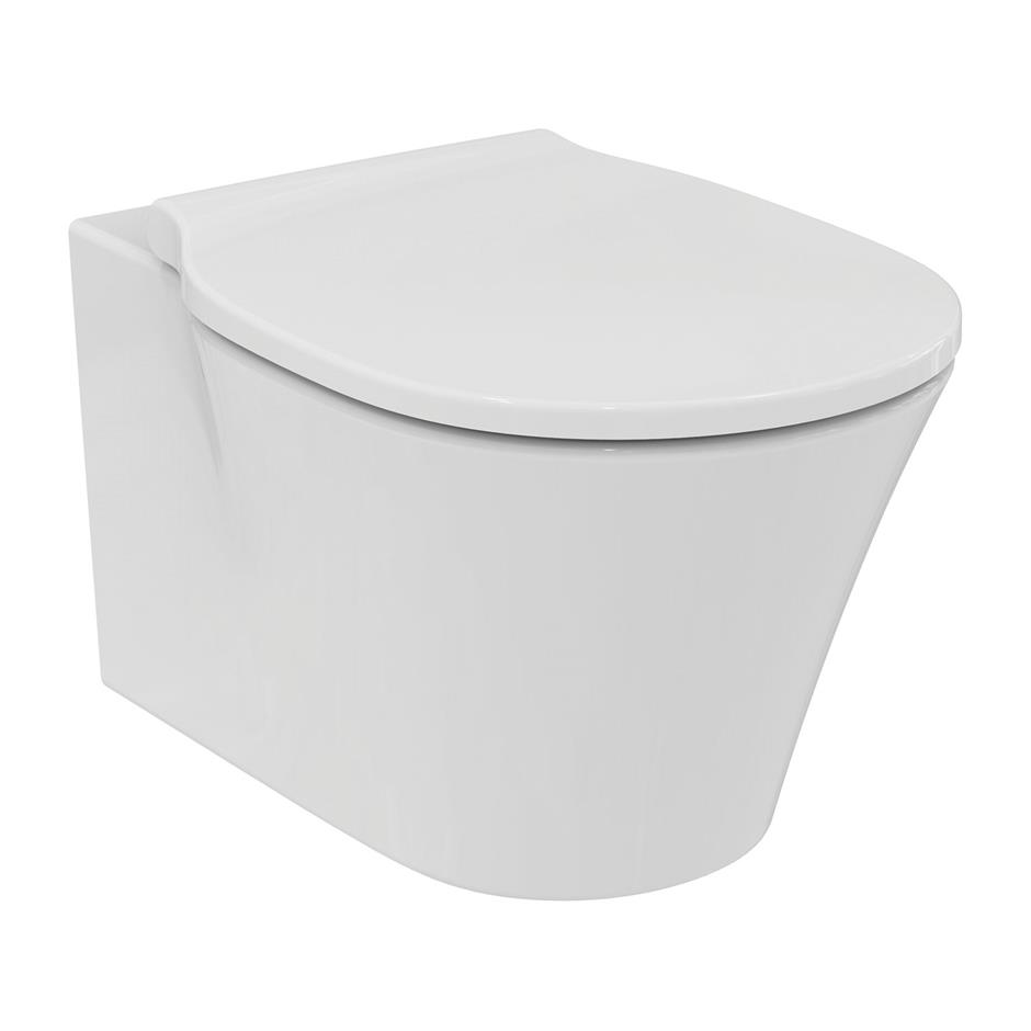 Connect Wc Concept Air Wall Mounted Wc Suite With Aquablade Technology Wall