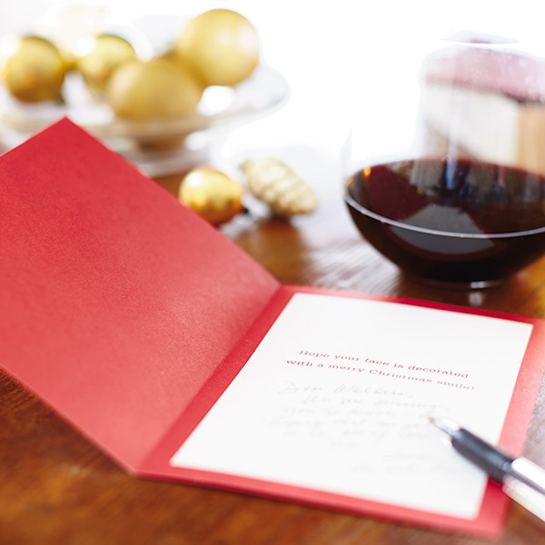 Christmas Wishes What to Write in a Christmas Card Hallmark Ideas