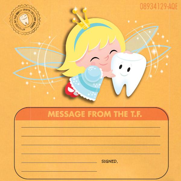 Tooth Fairy Certificate Hallmark Ideas  Inspiration
