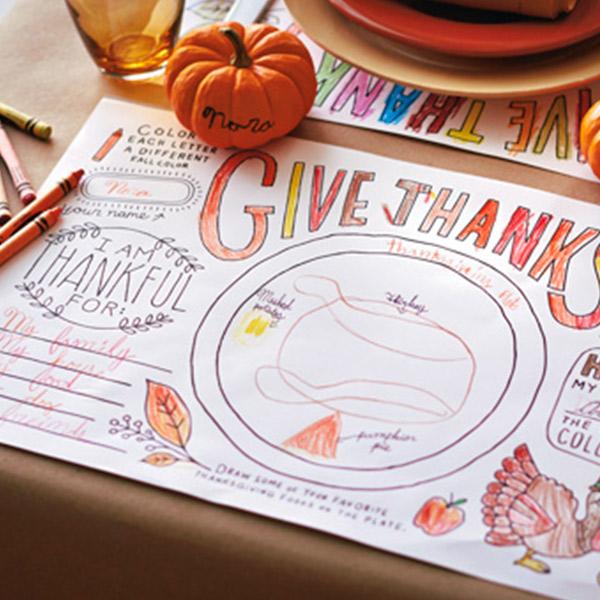 Thanksgiving Crafts for Kids Hallmark Ideas  Inspiration