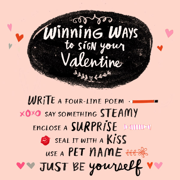 Valentine Messages What to Write in a Valentine\u0027s Day Card