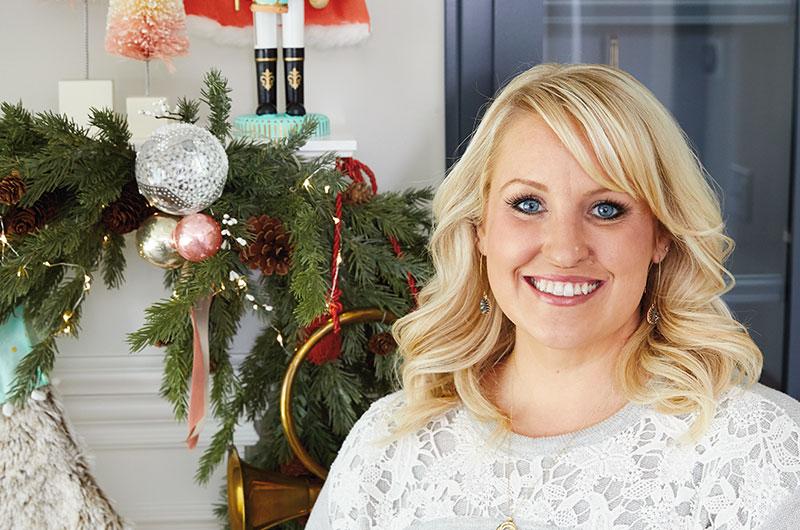 How to decorate a mantel for Christmas Hallmark Ideas  Inspiration - contemporary christmas decorationshallmark christmas decorations
