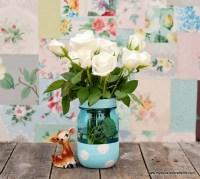 35+ Mason Jar Flower Arrangements | DIY, Ideas & Tutorials
