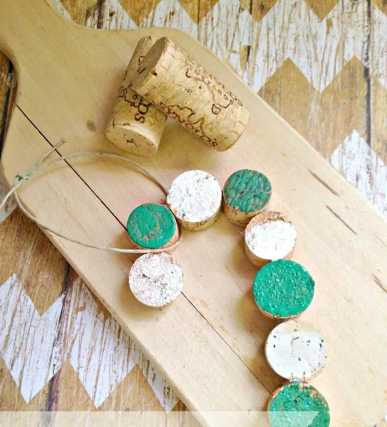 22 amazing diy wine cork ornaments ideas for christmas