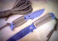16 Paracord Knife Handle Patterns | Paracord Knife Wrap