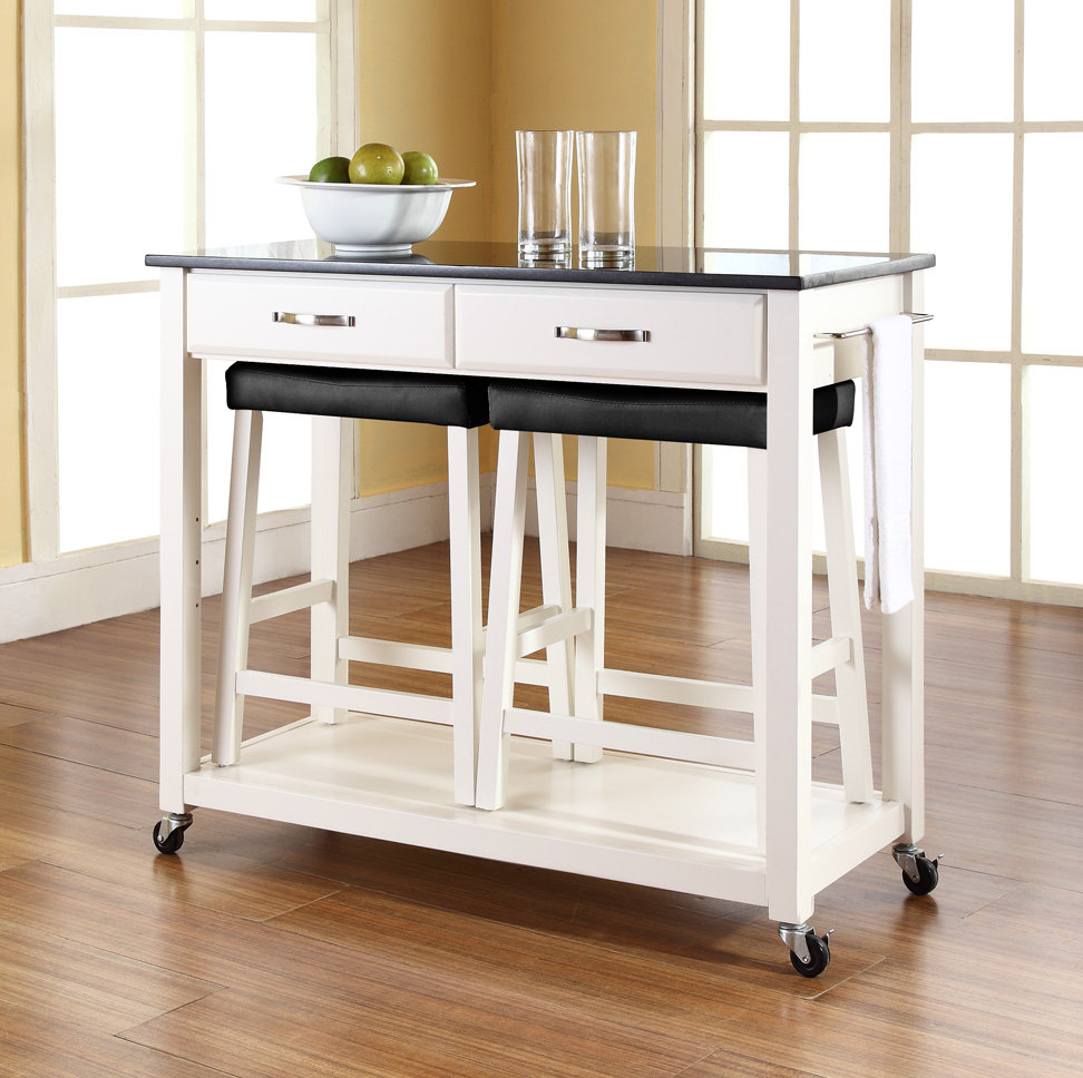 Movable Kitchen Island With Stools Practical Movable Island Ikea Designs For Your Small