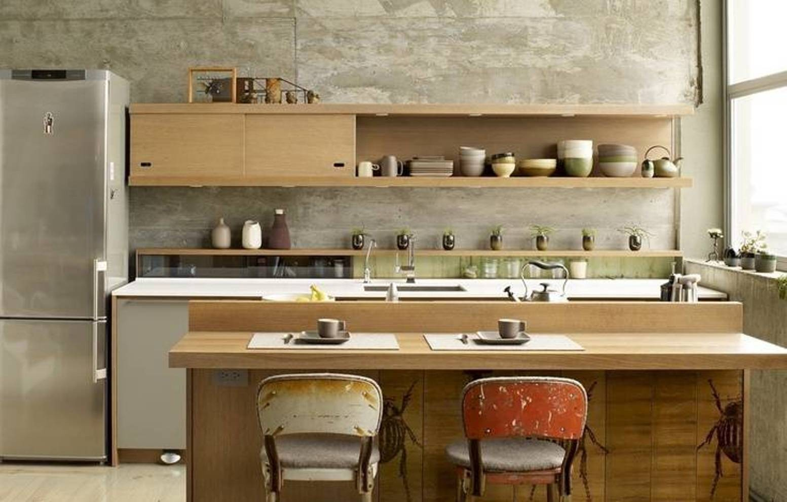 Japanese Style Kitchen Tables Modern Japanese Kitchen Designs For Sophistication And