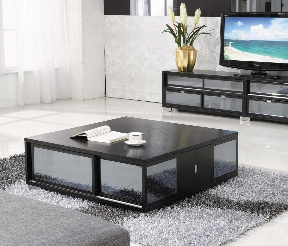 Black Living Room Table Types Of Tables For Living Room And Brief Buying Guide