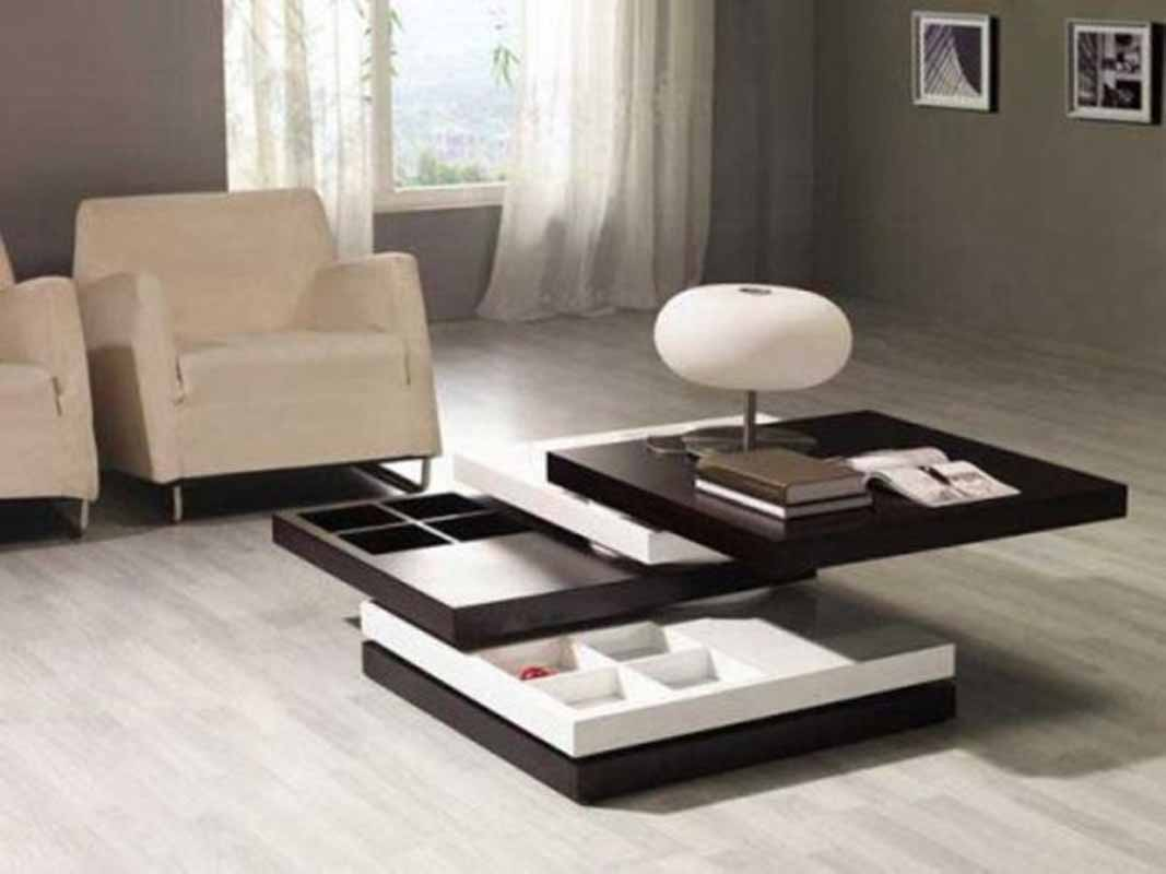 Square Ottoman Coffee Table Types Of Tables For Living Room And Brief Buying Guide