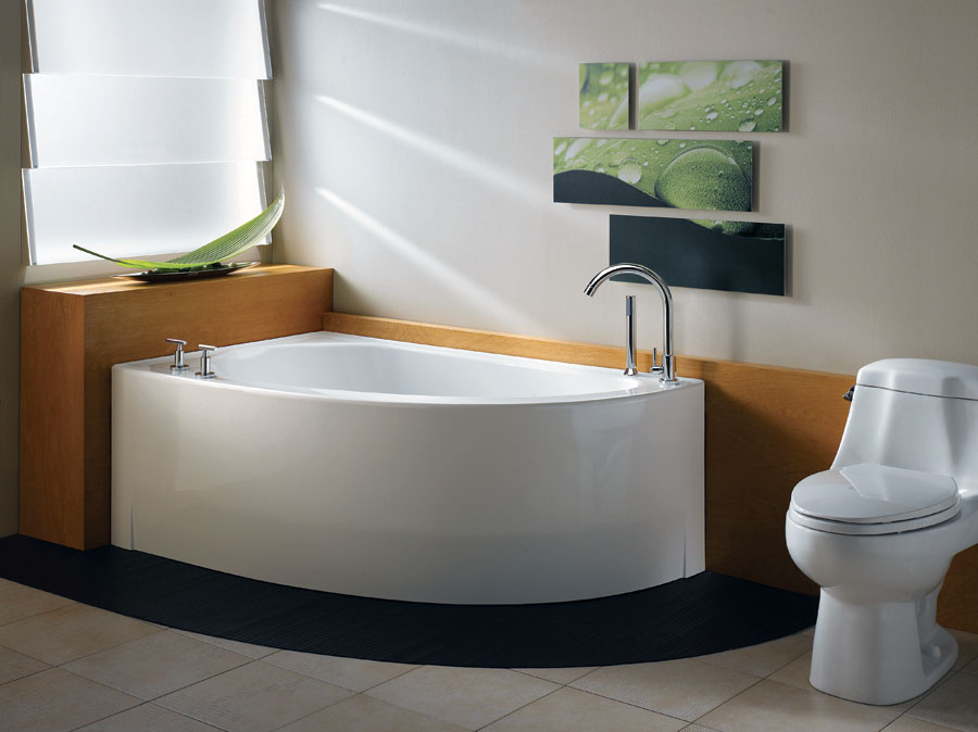 Misure Per Cucina Ad Angolo 4 Types Of Bathtubs To Consider For Your Home | Ideas 4 Homes