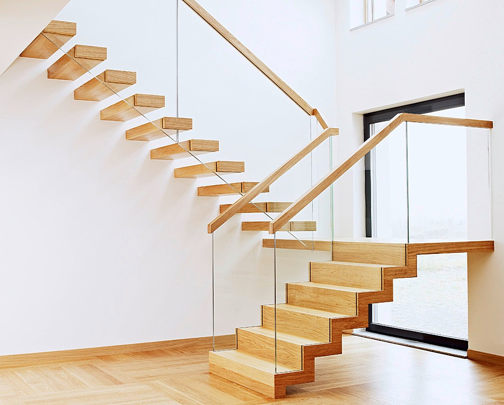 Staircase Ideas For Small Houses 9 Ideal Staircase Ideas For A Small Interiors Ideas 4 Homes