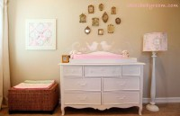 Nursery Ideas For Above Changing Table | Baby Room Ideas