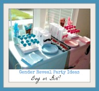 Baby Shower Ideas  Gender Reveal | Baby Room Ideas