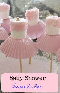Fun Baby Shower Food | Baby Room Ideas